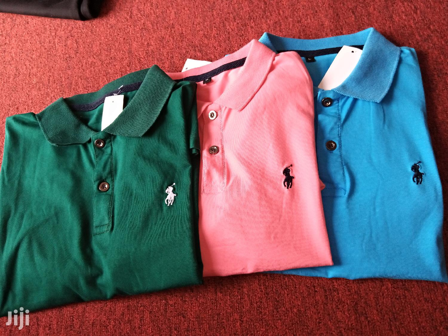 3 Polo T-Shirts in Apack | Clothing for sale in Kampala, Central Region, Uganda
