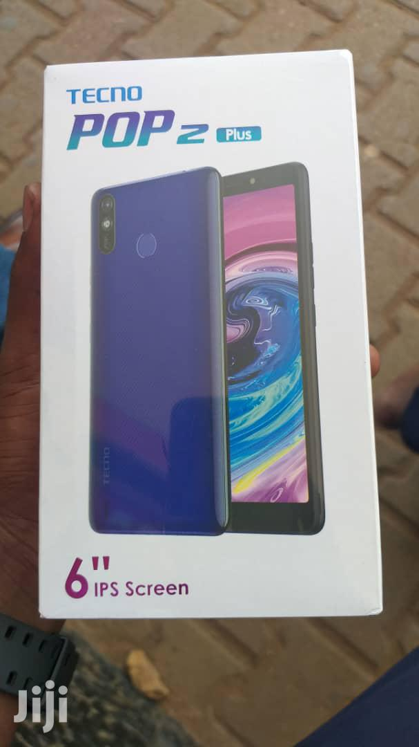 New Tecno Pop 2 Plus 16 GB Black
