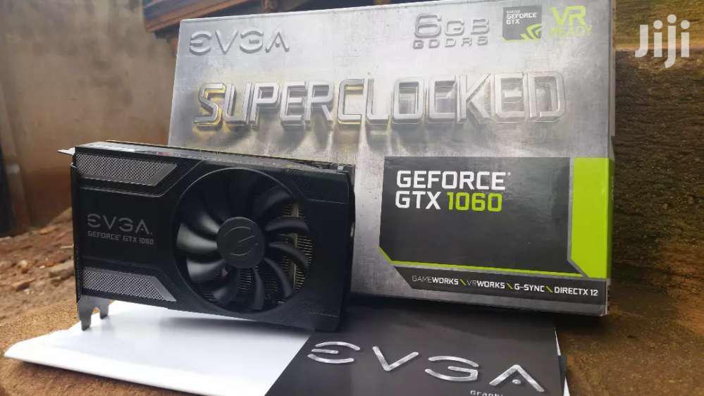 Archive: Nvidia Geforce GTX 1060 6GB GDDR5 VR Graphics Card