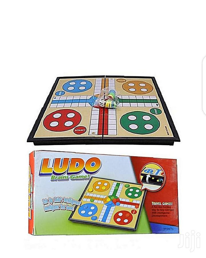 Luddo Game