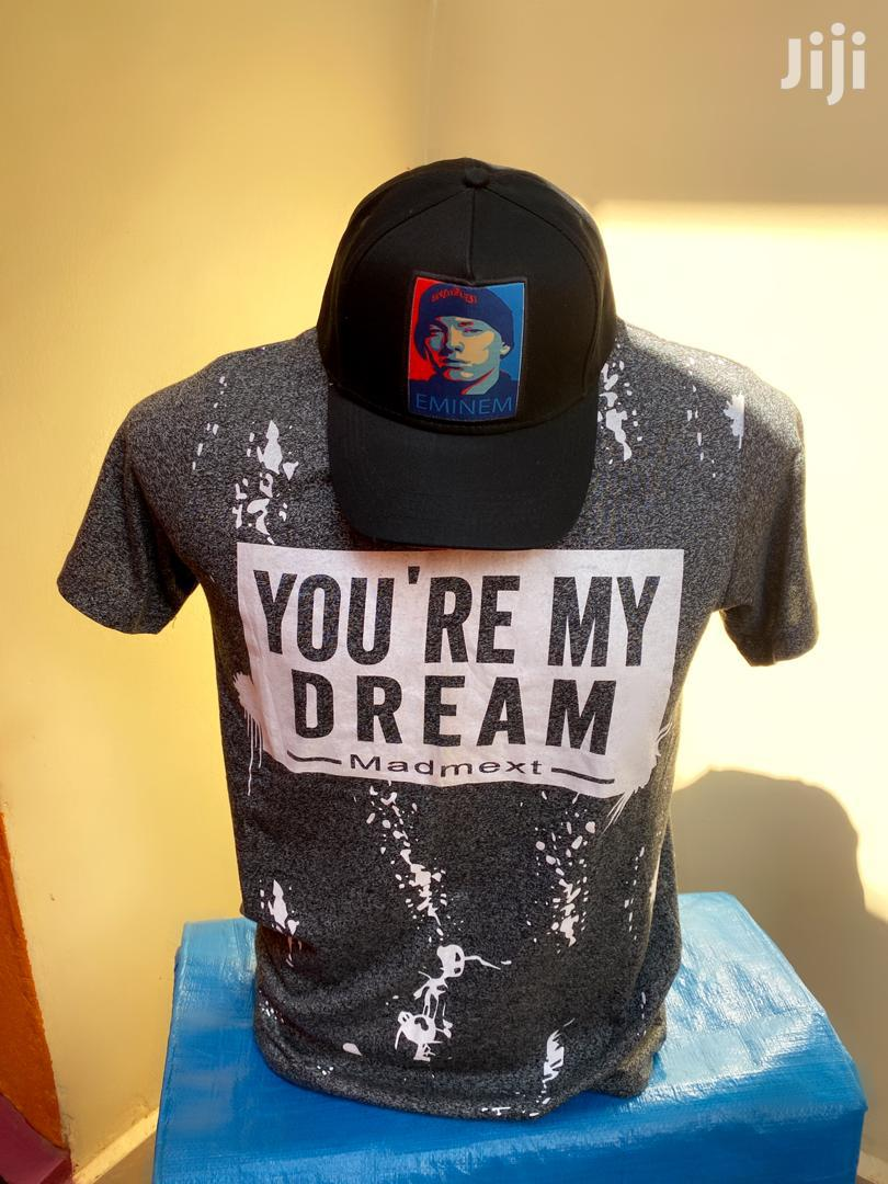 Colarless Tshirts | Clothing for sale in Kampala, Central Region, Uganda