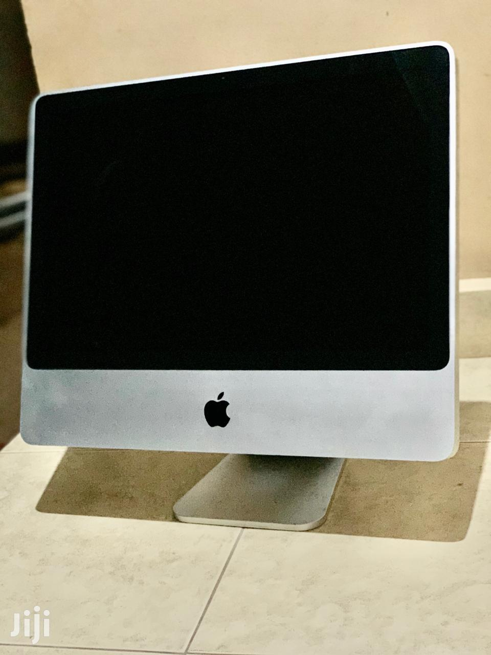 Desktop Computer Apple iMac 4GB Intel Core 2 Duo HDD 500GB | Laptops & Computers for sale in Kampala, Central Region, Uganda