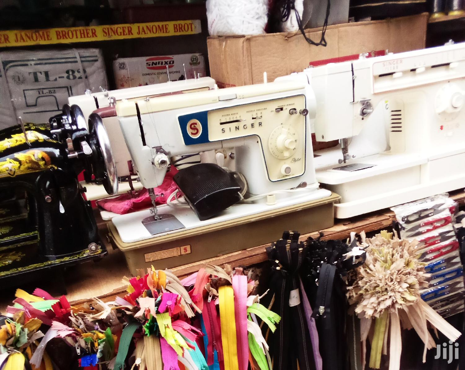 New Model Singer Electronic Sewing Machine