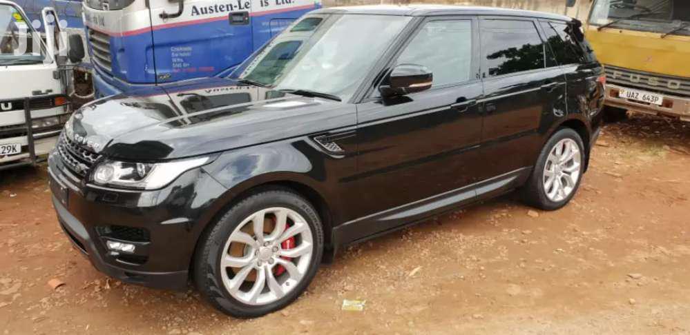 Land Rover Range Rover Sport 2016 Black | Cars for sale in Kampala, Central Region, Uganda