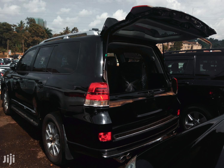 Toyota Land Cruiser 2015 Black   Cars for sale in Kampala, Central Region, Uganda