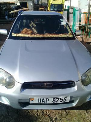 Subaru Impreza 2004 2.0 WR1 Gray