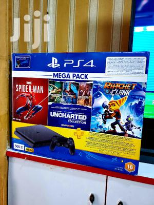 Brand New Sealed PS4 Slim With Spiderman Game | Video Game Consoles for sale in Central Region, Kampala