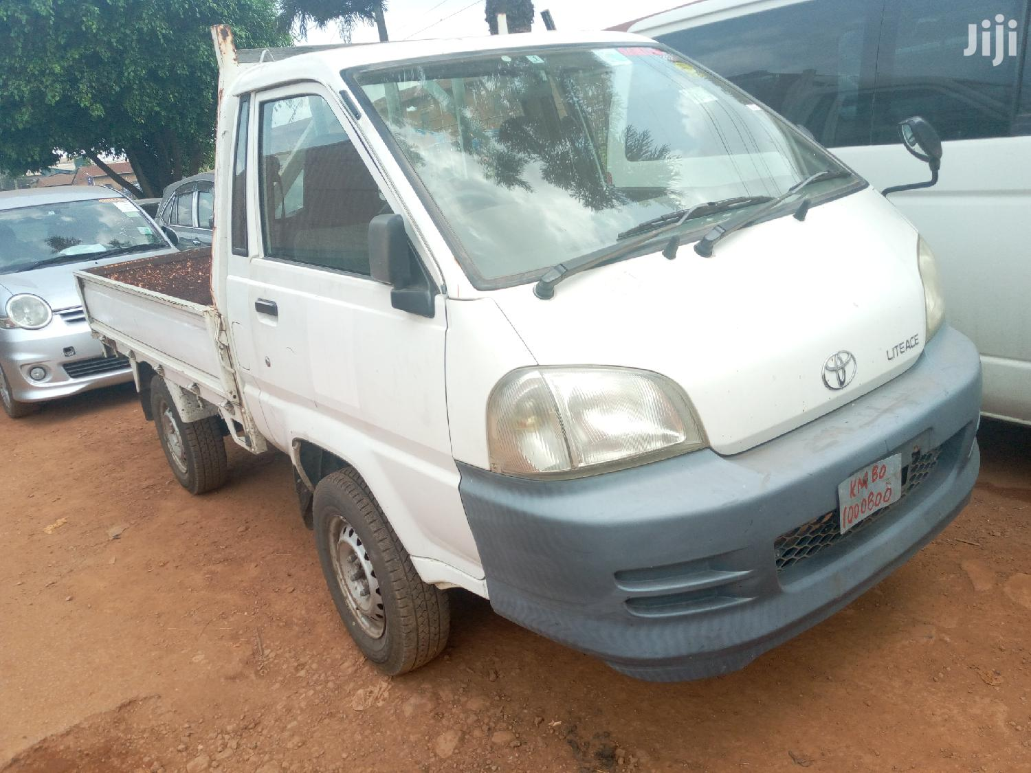 Toyota Townace 2007 White | Trucks & Trailers for sale in Kampala, Central Region, Uganda