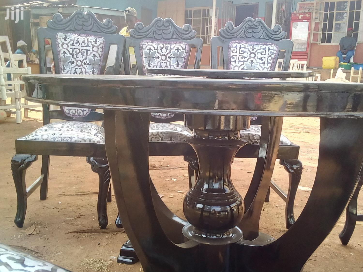 Dining Table 6 Seater   Furniture for sale in Wakiso, Central Region, Uganda