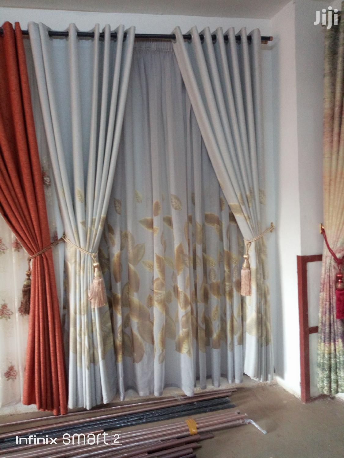 Archive: Curtains And Curtain Rods