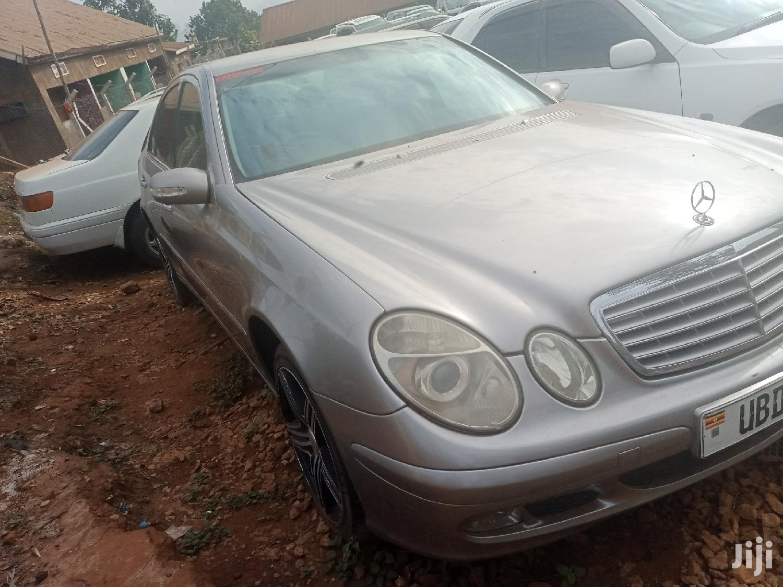 Mercedes Benz E240 2003 Gold In Kampala Cars Nyombi Malik Jiji Ug For Sale In Kampala Buy Cars From Nyombi Malik On Jiji Ug