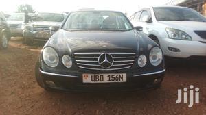 Mercedes-Benz E350 2004 Black