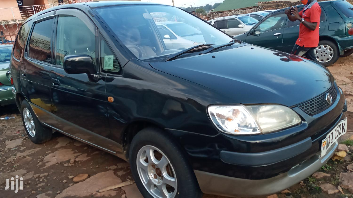 Toyota Spacio 1999 Black | Cars for sale in Kampala, Central Region, Uganda