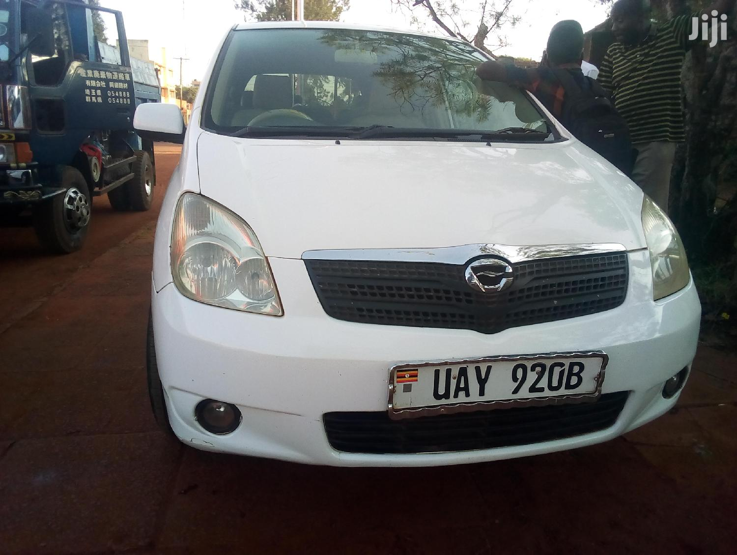 Toyota Corolla 2004 White | Cars for sale in Jinja, Eastern Region, Uganda