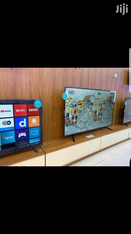 Brand New Smart TV 43 Includes | TV & DVD Equipment for sale in Kampala, Central Region, Uganda