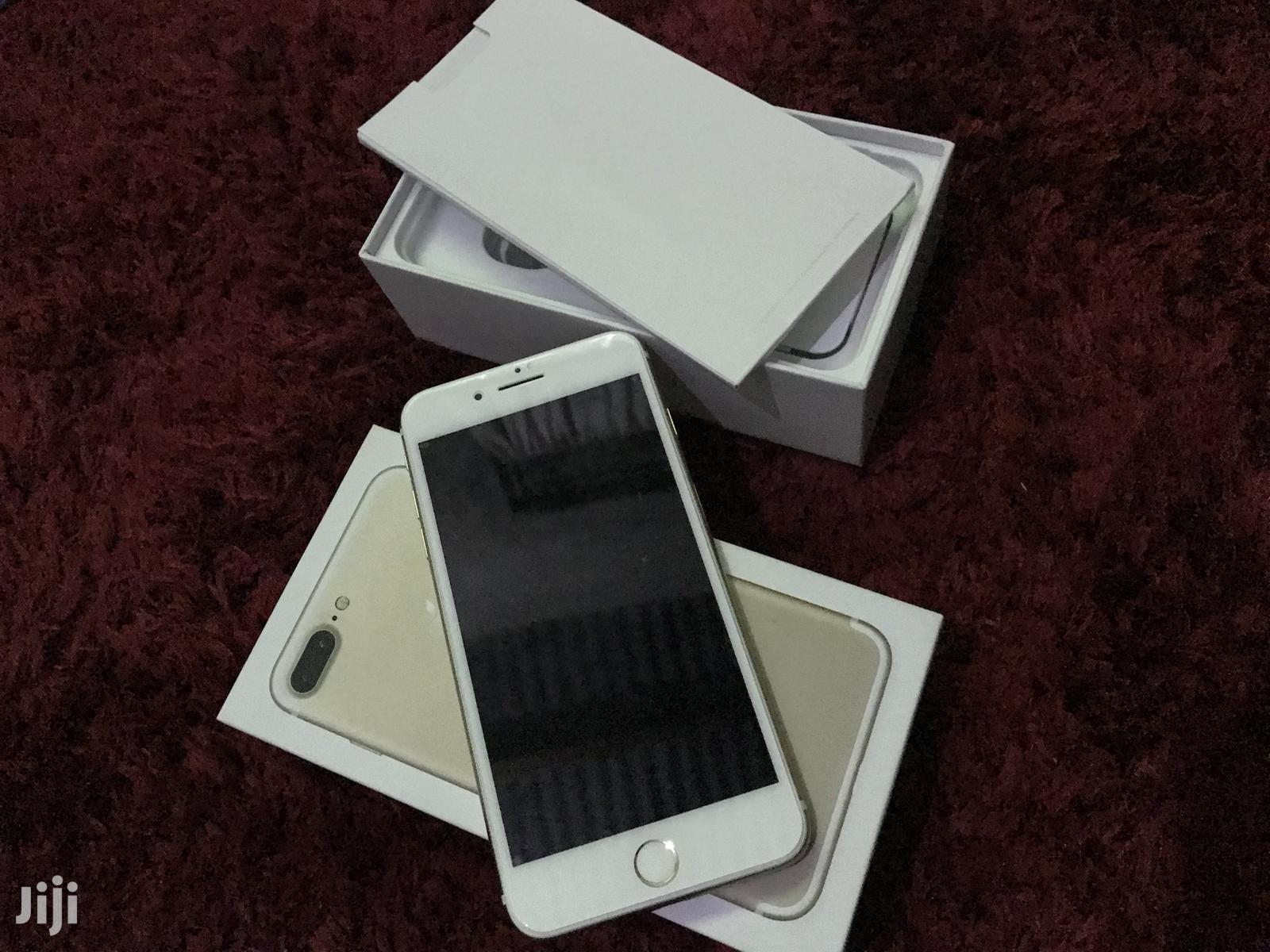 Archive: New Apple iPhone 7 Plus 32 GB Gold