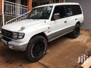 Mitsubishi Pajero 1998 White