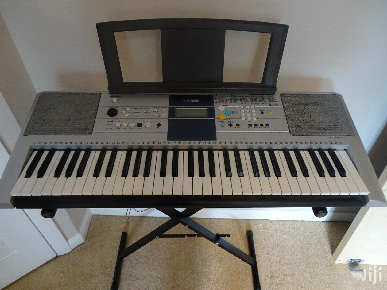 Archive: Yamaha Keyboard With Keyboard Stand