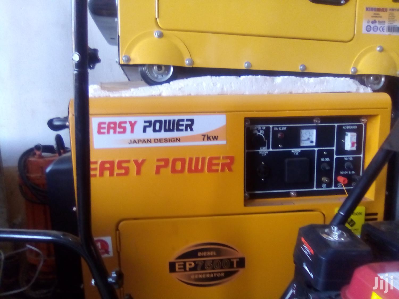 Powerful Generator