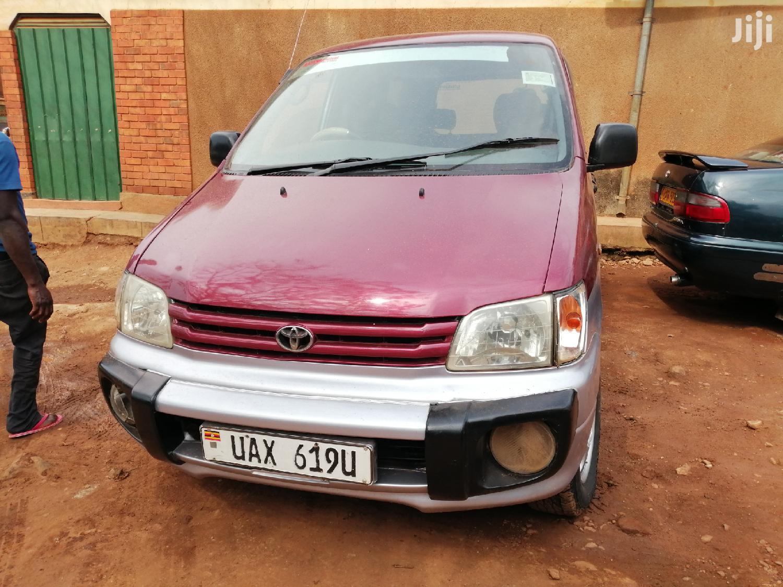 Toyota Noah 1998 Red | Cars for sale in Kampala, Central Region, Uganda