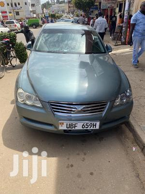 Toyota Mark X 2007 Green