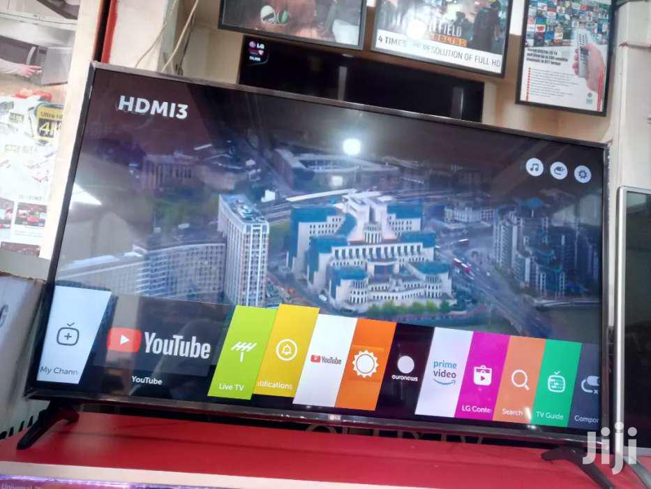 50inches LG Ultra HD Smart TV
