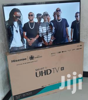 Brand New Hisense 50 Inches UHD 4K Smart TV