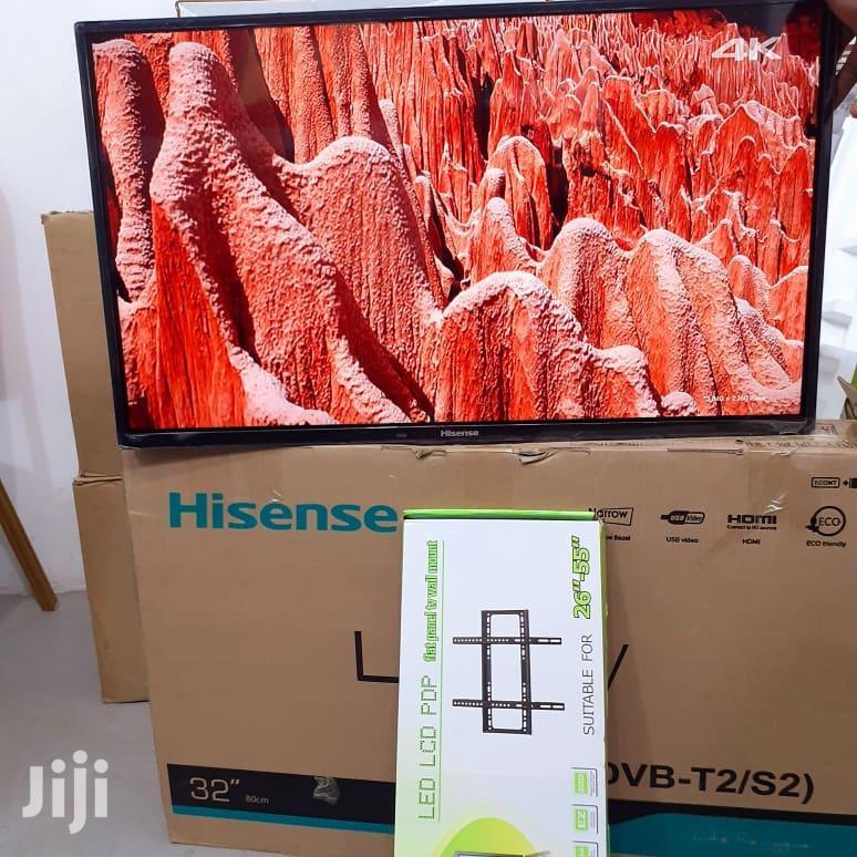 Hisense Digital Satellite Flat Screen TV 32 Inches