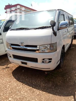 Toyota Hiace Super GL Delivery Van (Without Seats)   Buses & Microbuses for sale in Central Region, Kampala