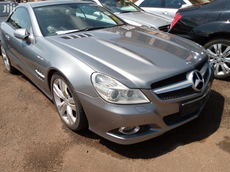 Archive: Mercedes-Benz SL Class 2007 Silver