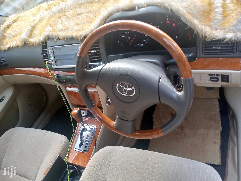 Archive: Toyota Premio 2006 White