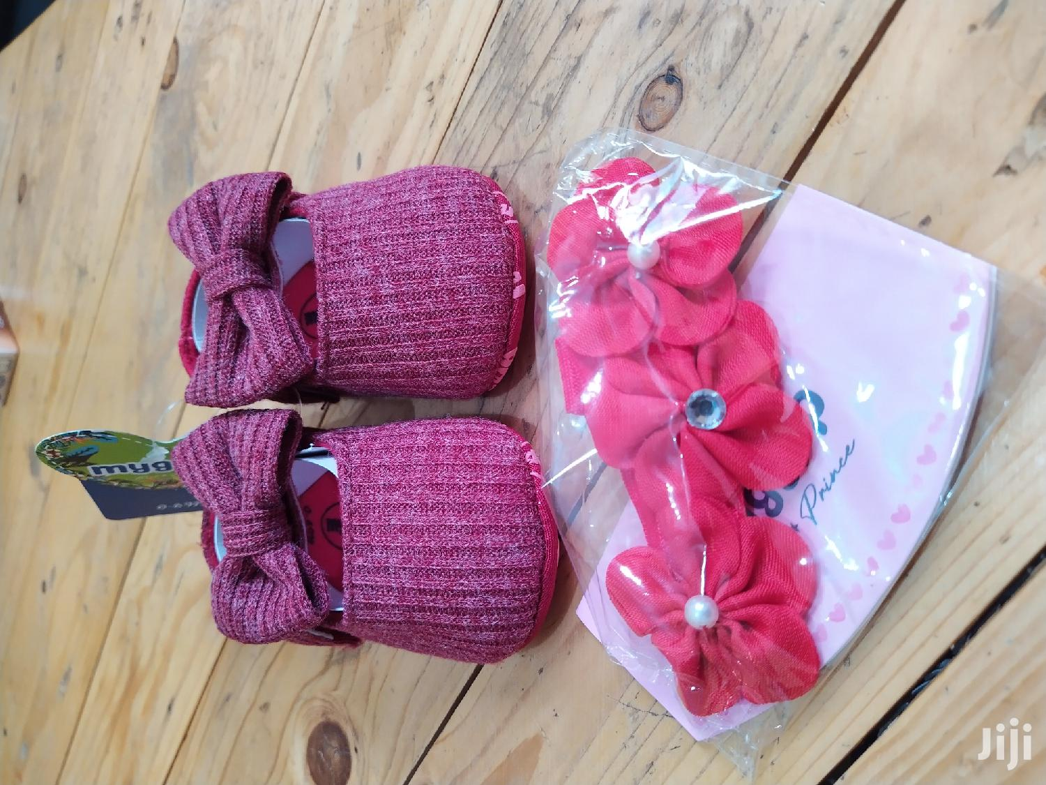 Baby's First Walker Flat Stlyish Adorable Moccasins | Children's Shoes for sale in Kampala, Central Region, Uganda