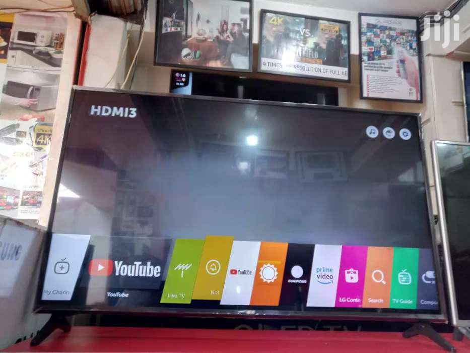 50inches LG Ultra HD Smart TV | TV & DVD Equipment for sale in Kampala, Central Region, Uganda