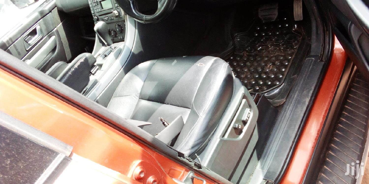 Archive: Land Rover Range Rover Sport 2006 Red