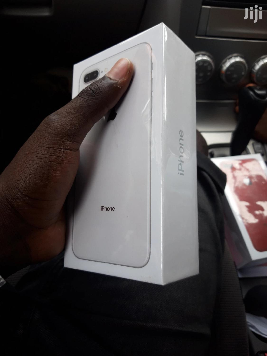 Archive: New Apple iPhone 7 Plus 128 GB Silver