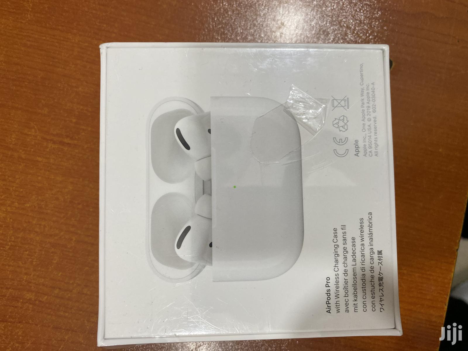 Apple Airpod Pro Original Brand New   Headphones for sale in Kampala, Central Region, Uganda