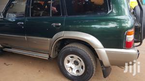 Nissan Patrol 1997 GR Wagon Green