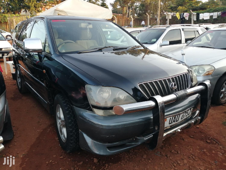 Toyota Harrier 2000 Black | Cars for sale in Kampala, Central Region, Uganda