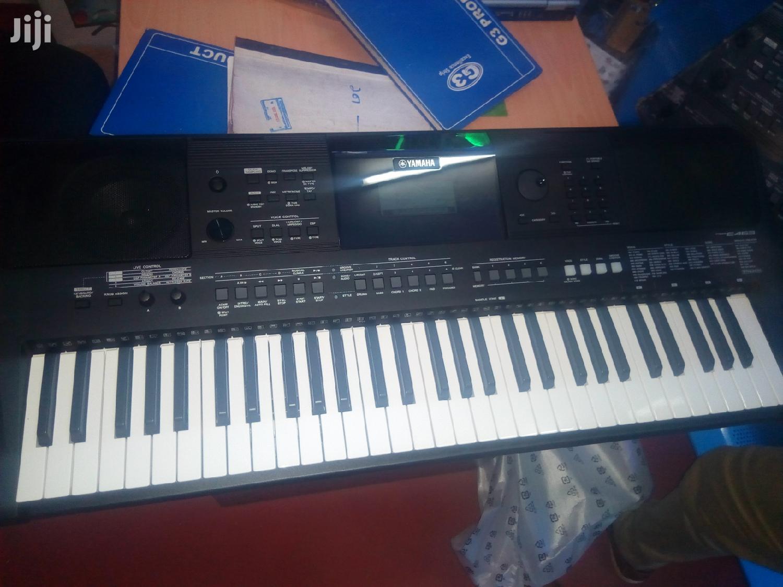Archive: Keyboard Yamaha PSR. E. 463