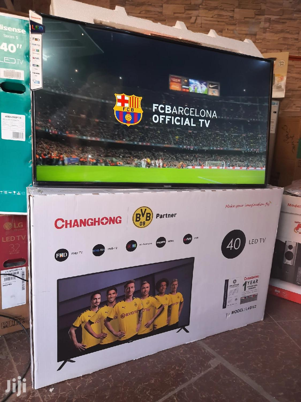 Changhong 40 Inches Digital Flat Screen TV