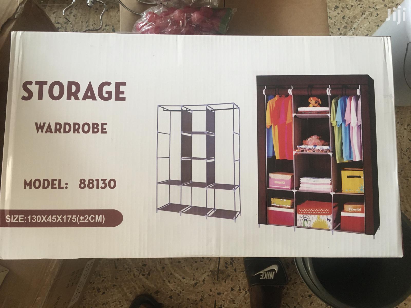Cloth Storage Wardrobe | Furniture for sale in Kampala, Central Region, Uganda
