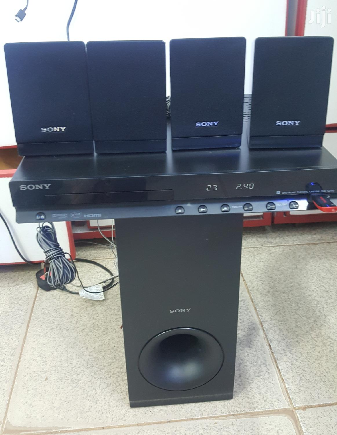 Archive: SONY Hometheatre 5.1 Channel With HDMI Output