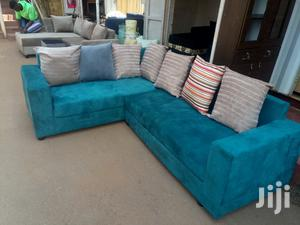 Black and Maroon Five Seater   Furniture for sale in Central Region, Kampala