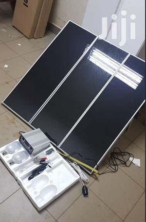 Solar Kit With 2 Bulbs And Regulator