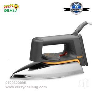 Phillips HD1172 Flat Dry Iron - Silver, Grey