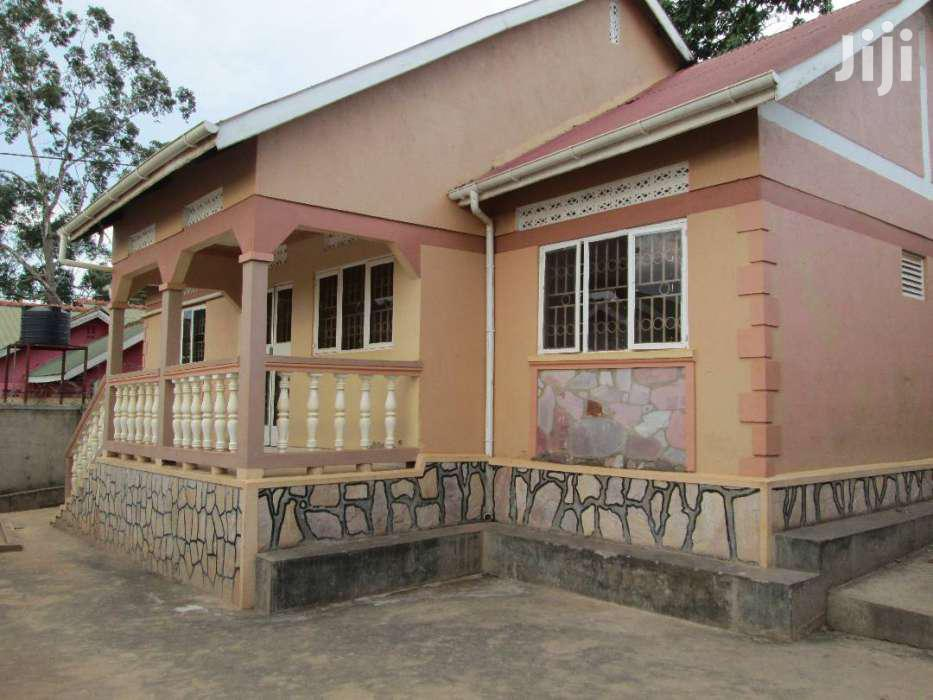 Three Bedroom House In Kirinya For Rent