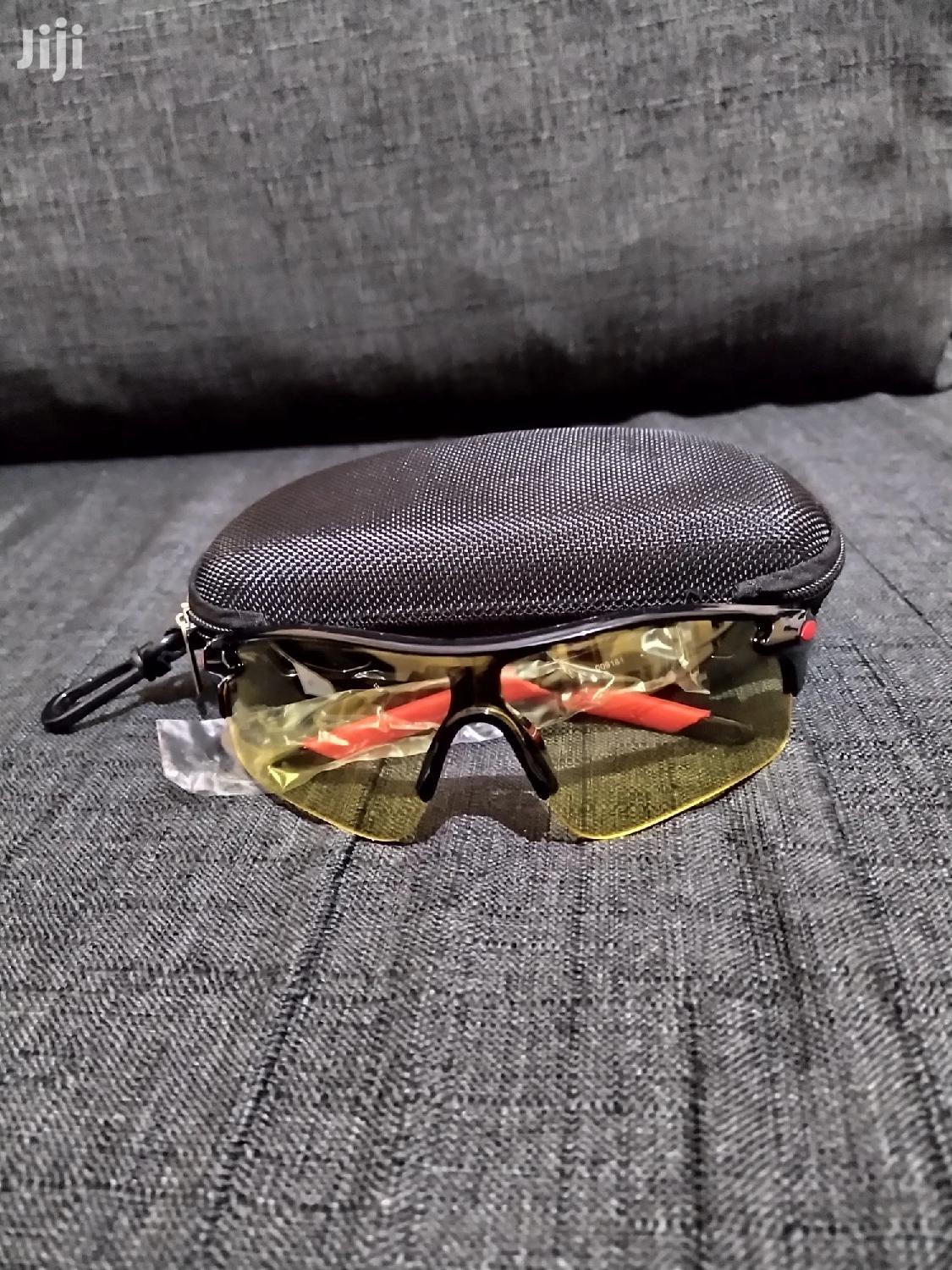 New Model Stylish Anti-glare Night Vision Driving Glasses | Clothing Accessories for sale in Kampala, Central Region, Uganda