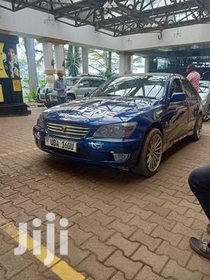 Toyota Altezza 2006 Blue