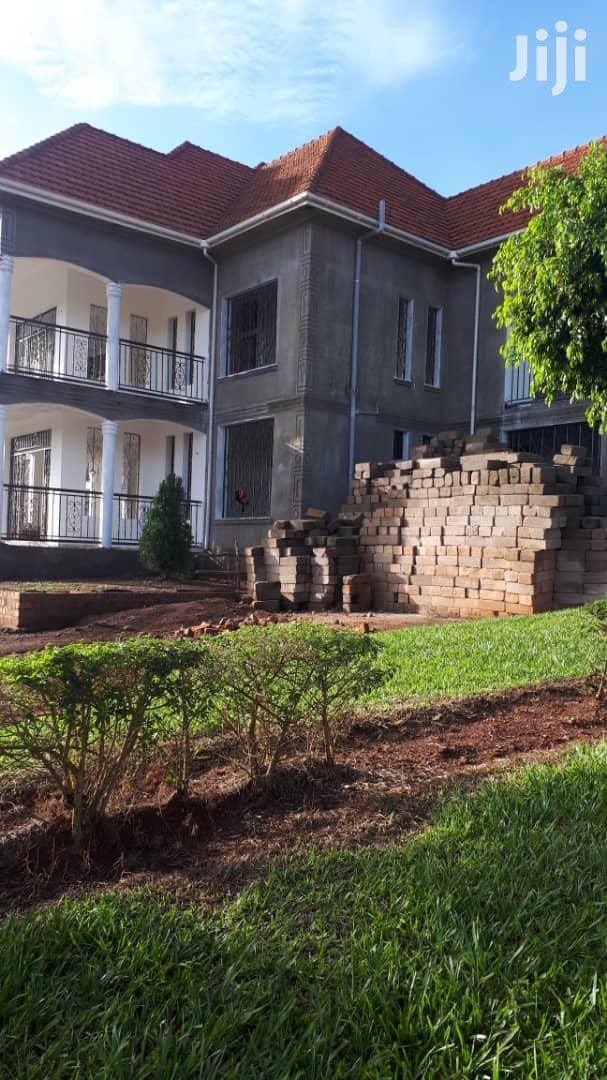 Modern Two Story Mega House for Sale in Kireka.
