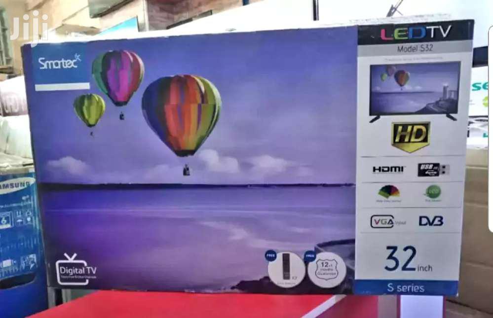 New Smartec Flat Screen TV 32 Inches